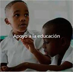 Rotary Club Logroño: Apoyo a la educación
