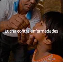 Rotary Club Logroño: Lucha contra enfermedades
