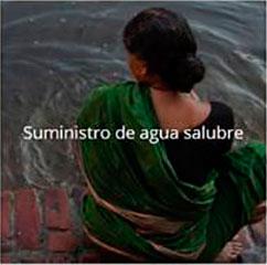 Rotary Club Logroño: Suministro de agua salubre